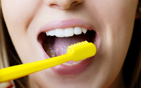 Prophylaxe / Professionelle Zahnreinigung
